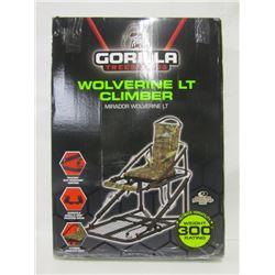 Gorilla Treestands Wolverine LT Climber