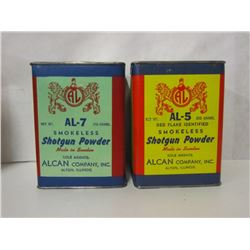 AL-5 and AL-7 Smokeless Shotgun Powder