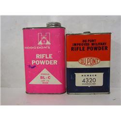 Rifle Powder