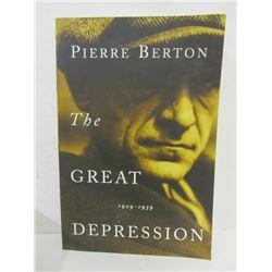 Books on: The Depression, Rawanda, and P.O.W.'s