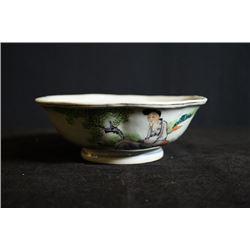 "Republican Era, ""Mei Ren Ru Yu"" Bowl"