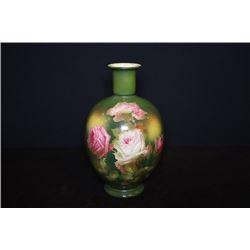 """Floral"" Ceremic Vase Decoration"