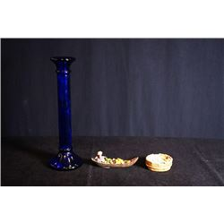 PENDEFIN  a toy decoration. A Southeast Asia style decoration. A glass candlestick