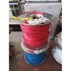 2 Rolls of Wire