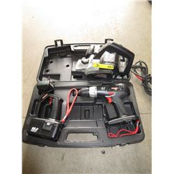 Cordless Drill & Electric Planer