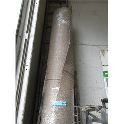 Large Roll of Wall-to-Wall Carpet