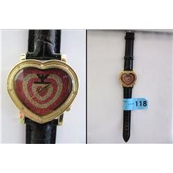 Ladies New Diamond Studded Watch