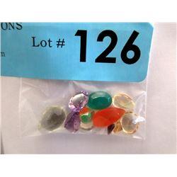 22.5 CTW Loose High Quality Assorted Gemstones