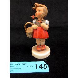 """5"""" Goebel Hummel Figurine - """"Little Shopper"""""""