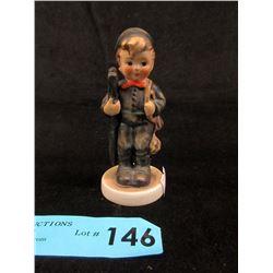 """4.5"""" Goebel Hummel Figurine - """"Chimney Sweep"""""""
