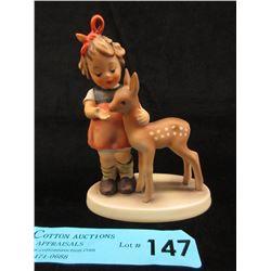"5"" Goebel Hummel Figurine - ""Friends"""