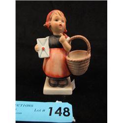 "4.5"" Goebel Hummel Figurine - ""Meditation"""