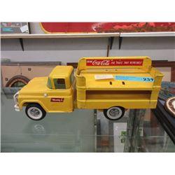 1950s/60s Buddy L Pressed Steel Coca-Cola Truck