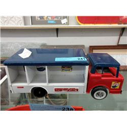 1960s Nylint Pressed Steel Pepsi Delivery Truck