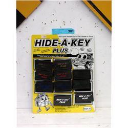 Hide-A-Key Metal Display - Complete