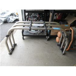 Steel Tube Truck Bed Tail Gate Cage