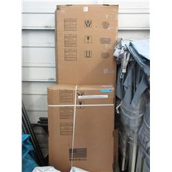 """New 24"""" Deep Storage Unit with Shelves"""