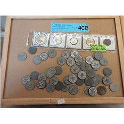 1965 Canadian 80% Silver Dollar and More