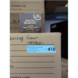 Case of Dead Sea Moisturizing Cream - Prince