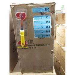 3 Cases of Grapefruit Knives - 120 Per Case