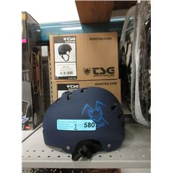2 New TSG Helmets - Size S/M