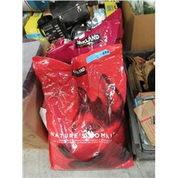 Two 15 kg Bags of Dry Dog Food - Resealed