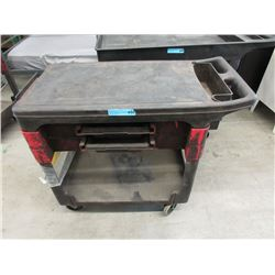 Rolling Commercial Tool Cart