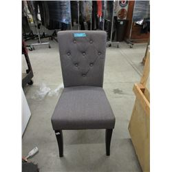 New Fabric Upholstered Dining Chair