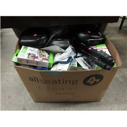 Large Box of Assorted Electronics & Accessories