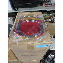 "2 Cases of New 8"" Burner Reflector Rings"