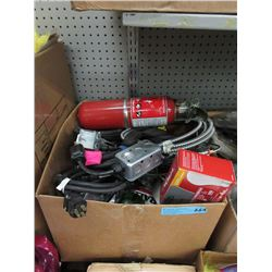 Fire Extinguisher, Electrical Outlets & More
