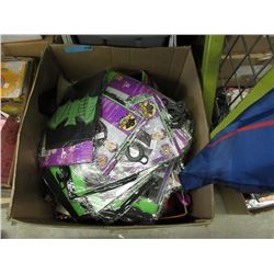 Large Case of Assorted Halloween Goods