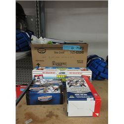 4+ Boxes of Assorted Hockey Trading Cards