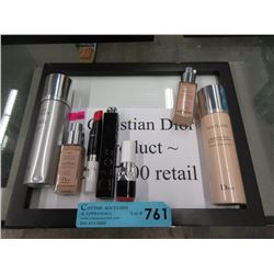 New Christian Dior Cosmetics - Retail Value $437