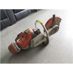 Stihl TS350 Concrete Cut Saw