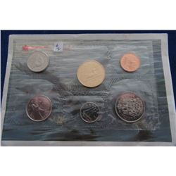 1988 PROOF CANADAIN MINT SEALED COIN SET