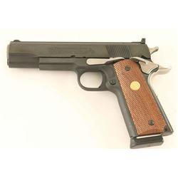 Colt Gold Cup/Ace .45 ACP SN: SM25175
