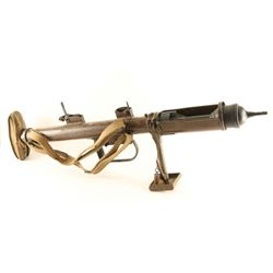 WWII British Piat Anti-Tank Grenade Launcher