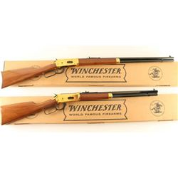 Winchester Cenntenial 66 Rifle/Carbine Set