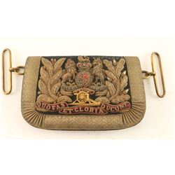 Royal Artillery Military Dress Pouch