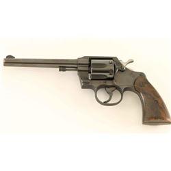 Colt Official Police .22 LR SN: 39781