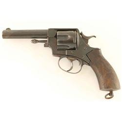 Webley R.I.C. No 1 New Model .476 SN: 84731