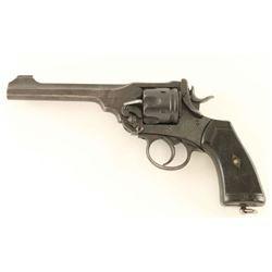 Webley Mark VI .455 Cal SN: 435923