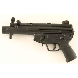 *Heckler & Koch SP89 9mm SN: 21-15422