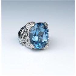 Spectacular Bulari Style Fashion Ring