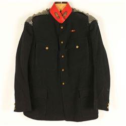 Royal Horse Artillery Captain Uniform