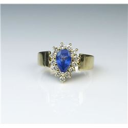 Classic Tanzanite Ring