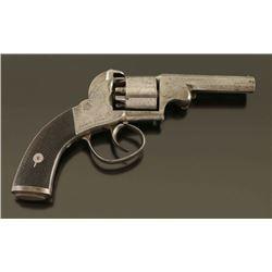 London Marked Bentley-Webley Revolver .36