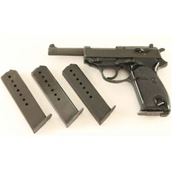 Walther P38 9mm SN: 048906