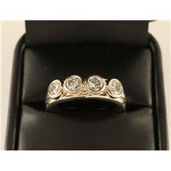 Mens Diamond Ring Set